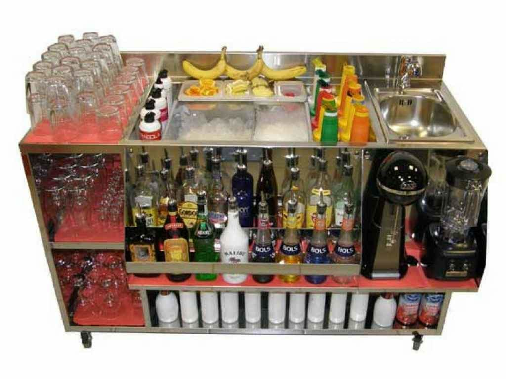 Workstation barman - Cocktail station angel